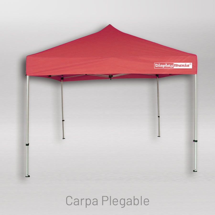 Collapsible and portable aluminium canopy
