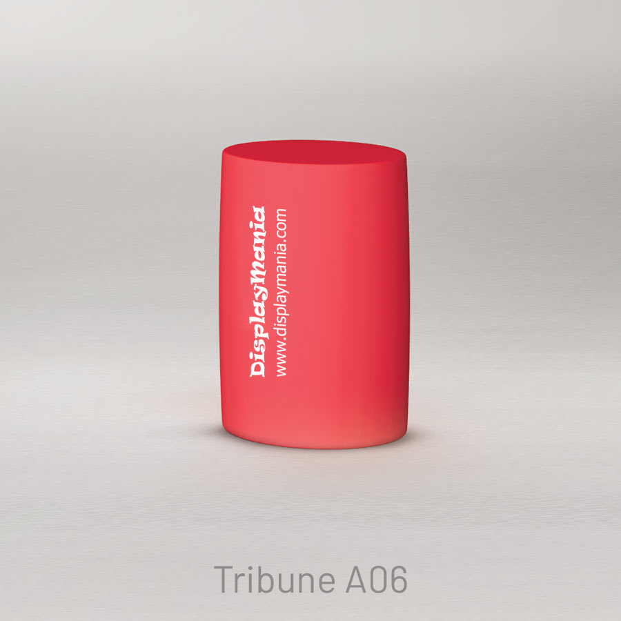 Printed air tribune